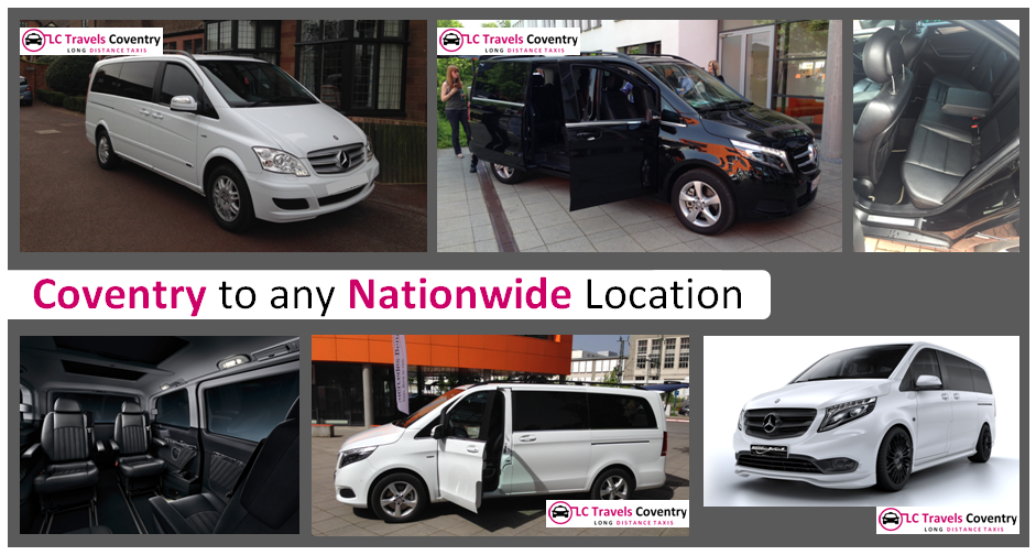 Coventry to london taxi service