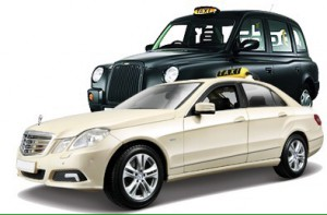 taxi to work everyday