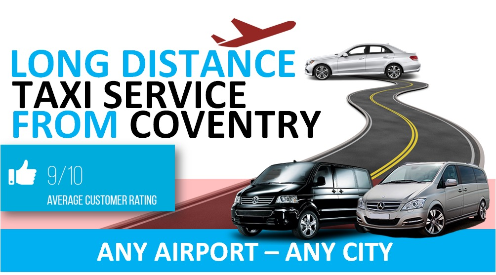 Taxi Coventry to Daventry