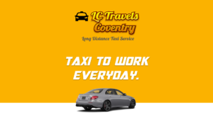Taxi to Work Coventry
