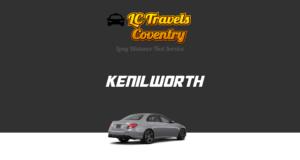 Airport Transfers Kenilworth