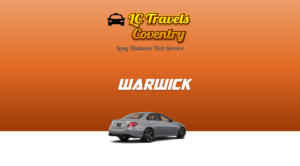 Airport Transfers Warwick