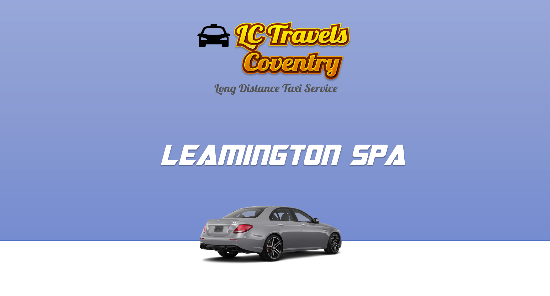 Taxi from Coventry to Leamington Spa