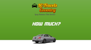How much is a Taxi from Coventry